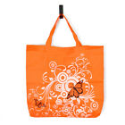 Fashion Eco Shopper Folding Shopping Shoudler Bags Tote In Pouch Clips Reusable