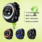"1.22"" MTK6260 SOS GPS Tracking Smart Watch Phone For iOS Android Wristwatch"