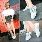 New Women's Fashion Cozy Casual Shoes Canvas Loafer Athletic Sports Shoes