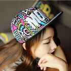 Color Blocking Hat Unisex Fashion Sports Cool Baseball Hat Hip Hop Dancer Cap