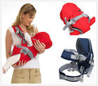New very safe 6 Positions baby carrier/sling red/blue(5001)
