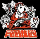 MEET THE FEEBLES SHIRT HORROR MOVIE 80S CULT CLASSIC FUNNY GORE BIZARRE