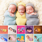High Quanlity Newborn Photography Babys Wrap Infant Costume Photo Props Outfits