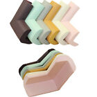 4Pcs Set Baby Safety Anti-collision Table Corner Angle Thicker Soft Protection