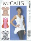 McCall's 7356 Misses' Tops   Sewing Pattern