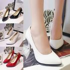 New Fashion Womens Shoes ShallowStilettos Mouth Suede Leather High Heels Shoes