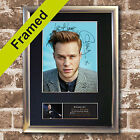 OLLY MURS No2 Signed Mounted Autograph Photo Prints A4 601