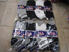 New ! 24 Pairs Boy's or Men's Anklet Sports Socks Size 10-13