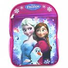 """Disney Nickelodeon Large 16"""" School Bag Backpack With Lunch Box"""