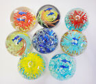 Art Glass Glow Ball Fish Home Decor Gifts Red/blue/yellow/Green Brand New9cm*9cm