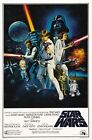 Star Wars Episode IV A New Hope 8x10 11x17 16x20 24x36 27x40 Movie Poster A $26.99 USD on eBay