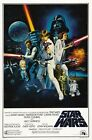 Star Wars Episode IV A New Hope 8x10 11x17 16x20 24x36 27x40 Movie Poster A $9.99 USD