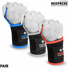 Weight Lifting Neoprene Thumb Wrist Support Gym Fitness Bandage Workout Wraps 2X