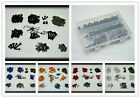 Steel Fairing Bolts Kit Fastener Clips Screw For BMW S1000RR 2010-2014