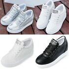 New Women's Outdoor Sneakers Canvas Running Net Yarn Breathable Casual Shoes