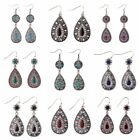 Women's Vintage Bohemian Boho Style Multicolor Drip Drop/Dangle Earrings