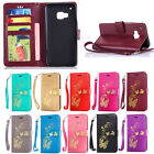 Fashion Book Style Flip Magnetic Stand Wallet PU Leather Cover Case L For phone
