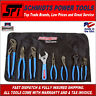 CHANNELLOCK 8 PIECE PLIER SET IN HANDY ROLL UP POUCH WITH SPANNER TOOLROLL-8