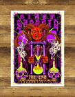 BLACK SABATH | Rock Band | Vintage Poster | WALL ART | FREE POST | TP091