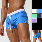 Swim Shorts Swimming Trunks New Men\'s Boxer Briefs Pants Swimwear Underwear