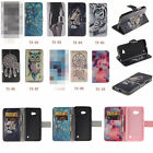 High Wallet Card Holder Leather Case Cover For Samsung Iphone Smart phone TX