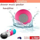 Shower Bath Music Bluetooth Speaker pools Speakerphone Handsfree Kit Gift