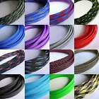 8mm Braided PET Expandable Sleeving Cable Wire Sheathing New High Quality