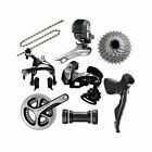 Shimano Dura Ace 9070 Compact Di2 Bicycle Groupset - Cycling Components
