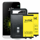 Replacement Extended Li-ion Battery + Cover+ Case For LG G3 BL-53YH G5 BL-42D1F