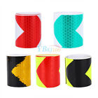 "2""X118"" Night Reflective Safety Warning Conspicuity Tape Strip Sticker"