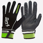 KOOKABURRA GRAVITY  HOCKEY GLOVES - PAIR, BLACK/WHITE/LIME. 2016 SEASON .