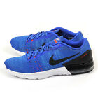 Nike Air Max Typha Racer Blue/Total Crimson-White Running Training 820198-448