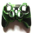 for PlayStation 3 PS3 Controller Skin Cover Case Camouflage Silicone Rubber