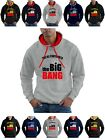 England Rugby Hoodie St Georges Sweatshirt World Cup 4 Nations 14 sizes