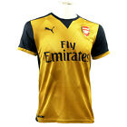 Puma AFC ALTERNATE R Maillot de Football Jersey Homme Or Arsenal