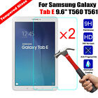 2Pcs Premium 9H+ Tempered Glass Film Screen Protector For Samsung Tablet / Pad