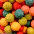 Golf Balls Coloured Bubblegums Novelty Crazy Bubble Chewing Gum Ball Kids Sweets