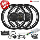 Voilamart  Electric Bicycle E-Bike 26' Front Rear Wheel Motor Conversion Kit