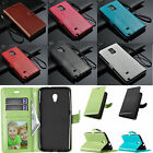 Strap Luxury Holder Wallet Card Photo Leather Case Cover For Huawei Phones DK