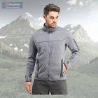 Berghaus Men's Tulach II Fleece Jacket - Light Grey - Authorised Dealer