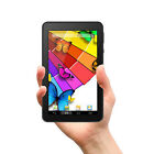 7'' Inch Quad Core Hd Tablet For Kids Android 4.4 Kitkat Dual Camera Wifi Bundle