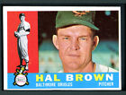 1960 Topps #89 Hal Brown EX 709642