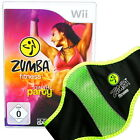 Nintendo Wii Fit Plus + Balance Board ODER Zumba Fitness, EA Active, etc.