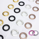 6-Color DIY Curtain Decoration Accessories Plastic Rings Eyelets Inner Dia. 42mm