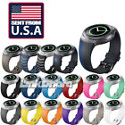 TX Silicone Watchband Band for Samsung Gear S2 SM-R720 Version Wristband Strap t image