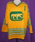 DAVE DRYDEN CHICAGO COUGARS WHA RETRO HOCKEY JERSEY SEWN NEW ANY SIZE