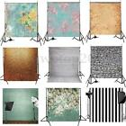 10 Type 8x8FT Retro Wall Vinyl Backdrop Photo Studio Background Photography Prop