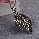 1pc Fashion Charms Crystal Leaf Necklace Chain Necklaces Pendants Women Jewelry