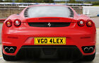 ALEX ALEXANDRA ALEXANDER  Private Number Plate  Registration All Fees Included
