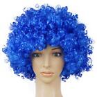 Adult Child Fancy Cosplay Wigs Afro Funny Curly Clown Party Wig Circus Costume